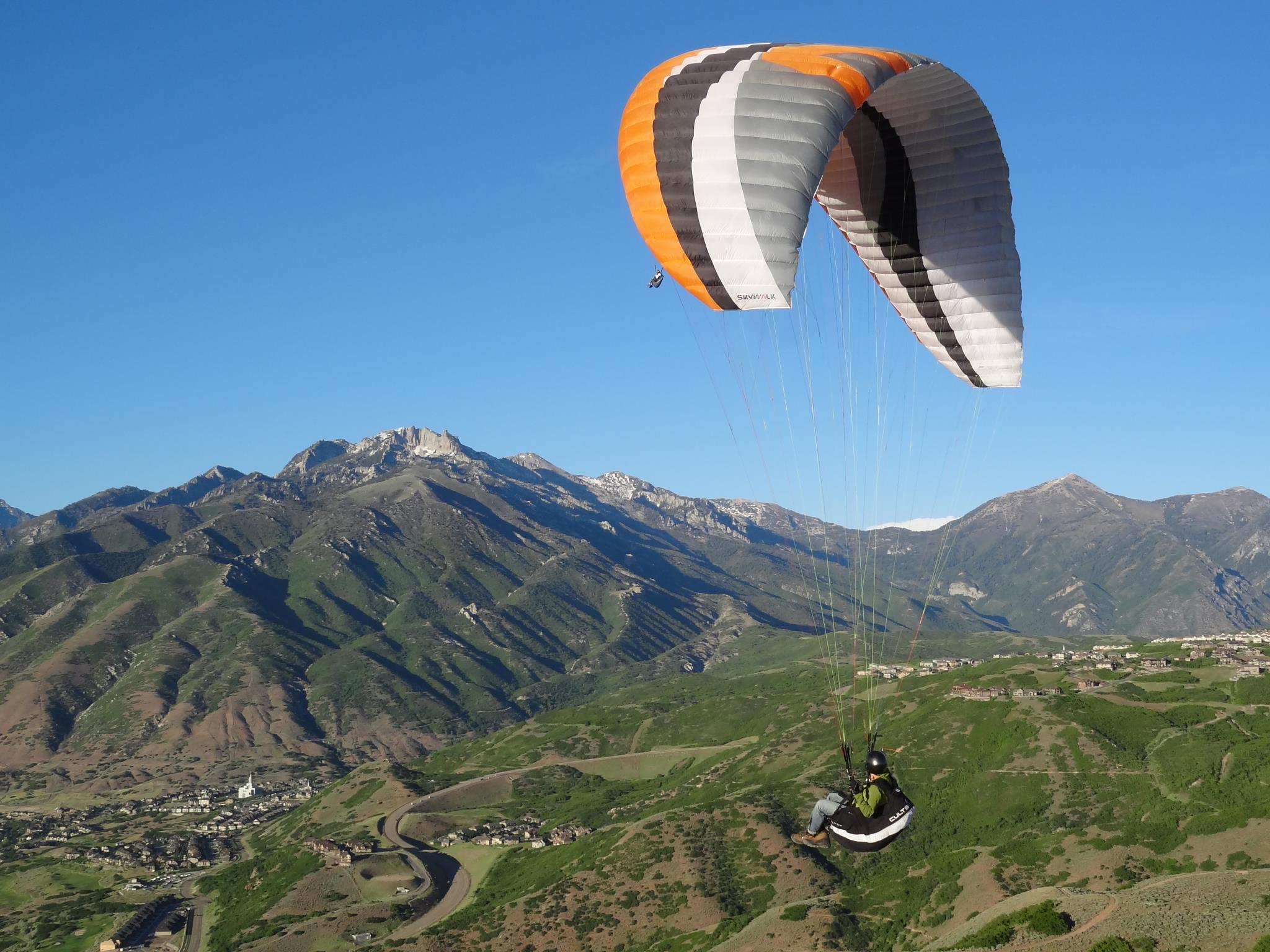 Utah Hang Gliding And Paragliding Association This Is Freedom